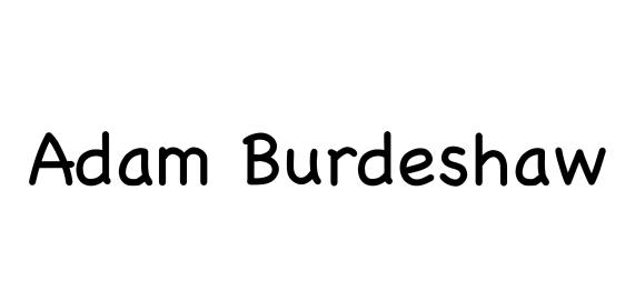 Adam Burdeshaw